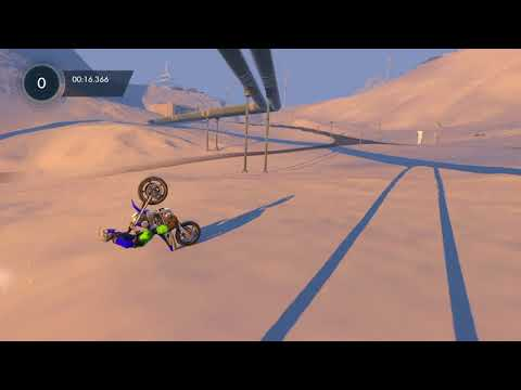 Trials Fusion: The Omega Gauntlet (Track 2)