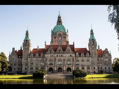 Places to see in ( Hannover - Germany ) Hannover City Hall