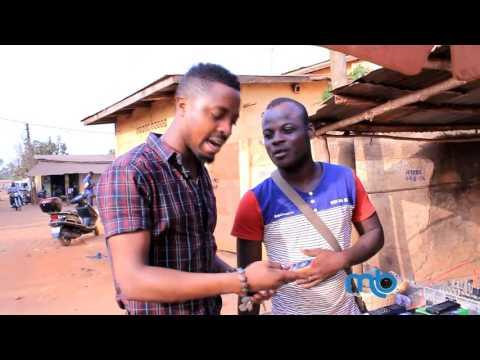 5ème jour  d'Aristo le Blédard à Lomé. visite au marché de tsévié by MEDIA BOSS