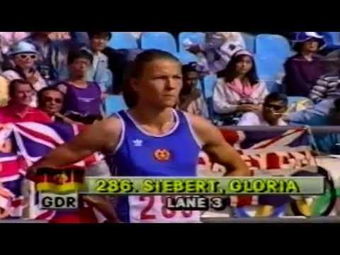 1988 Seoul Olympic Games Women's 100 Metre Hurdles