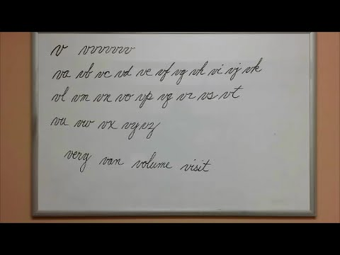 How To Connect Cursive V American Handwriting Youtube The gothic cursive is fascinating and this typography was a must for me! how to connect cursive v american handwriting