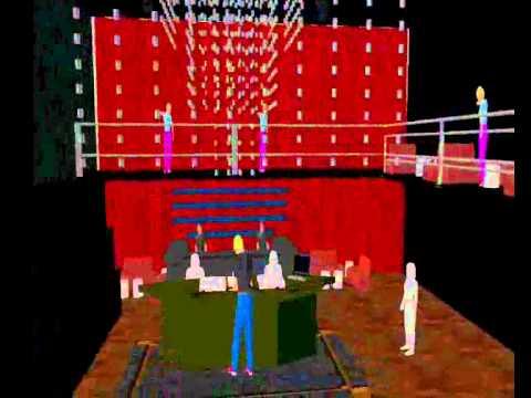 projeto em 3-D para Clubs....