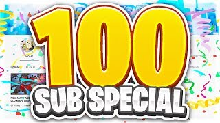100 Subscriber Special (please comment)