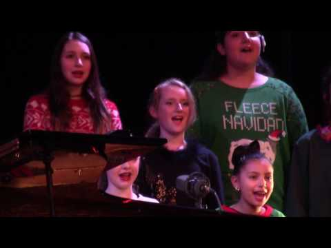 Ugly Sweater Song  School of Arts and Enterprises Middle School Voices
