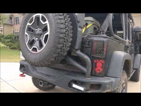 Accessory review Jeep Wrangler Part 1 of 3