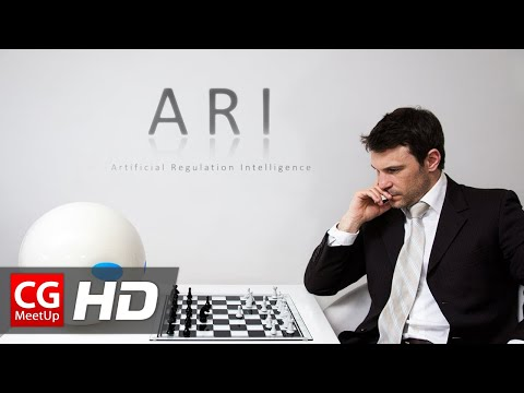 "CGI Sci-Fi Short Film HD ""ARI"" by ARI Pictures 