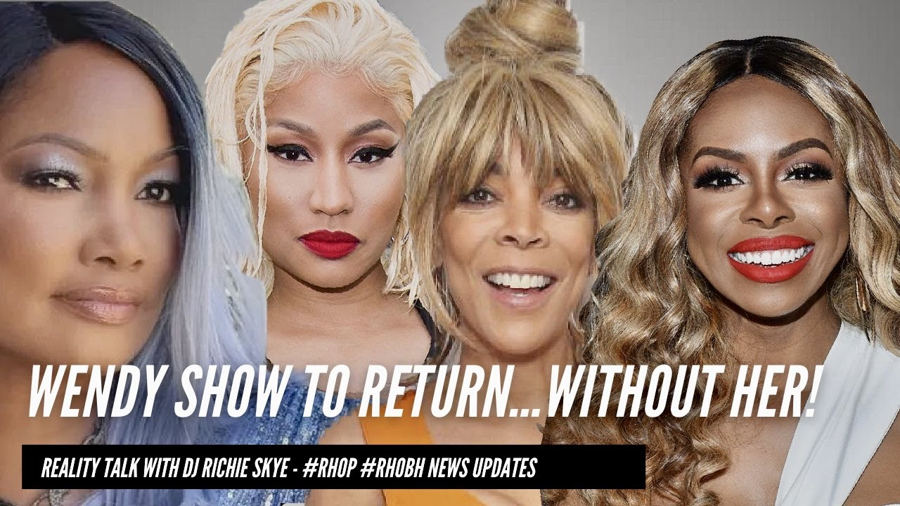 """Download BAD News For WENDY Williams! NICKI """"WENT FOR THE JUGULAR"""" AT RHOP Reunion, CANDIACE & Mia Weigh In"""