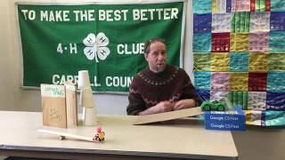 NH 4-H Steampunk Invention Challenge Intro