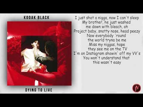 Kodak Black - Testimony- LYRICS