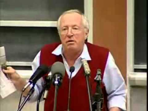 Robert Fisk - War, Geopolitics and the Middle East.