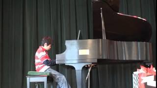 Ethan Liesdyanto Recital 12-07-2014 Thumbnail