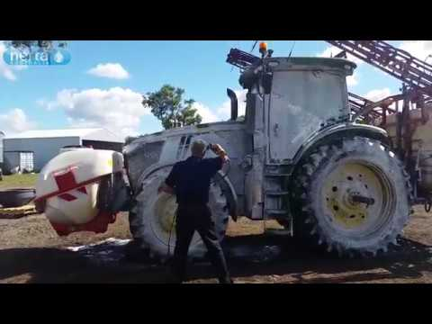 Where Can I Buy Top Coat F11 >> TopCoat® can even clean and protect a dirty Tractor wheel ...