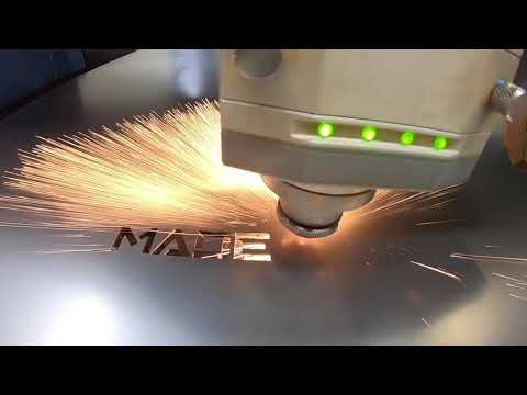 Video Laser cutting