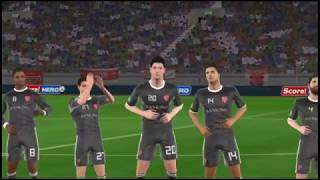 Dream League Soccer 2018 Android Gameplay #101