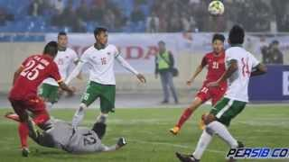 Video Indonesia U-23 VS Myanmar U-23 Sea Games 2015