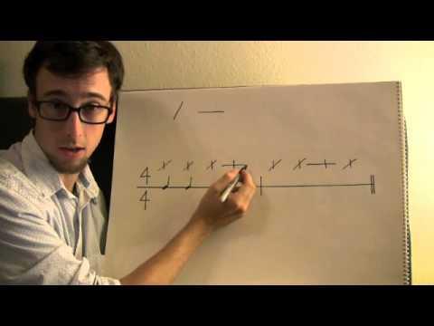 Rhythmic Dictation Exercises