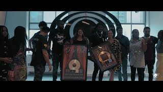 """Lil Tjay receives platinum & gold plaques for """"Pop Out"""" & """"Brothers"""""""
