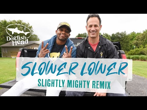 Jimmie Allen - Slower Lower (Dogfish Head Slightly Mighty REMIX) OFFICIAL VIDEO
