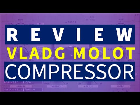 Molot Compressor Vst | A free beast for Trance