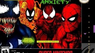 Spider-Man & Venom: Separation Anxiety Прохождение (SNES Rus)