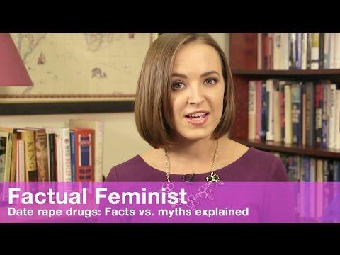 Date rape drugs: Facts vs. myths explained | FACTUAL FEMINIST