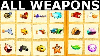 Octogeddon EXTRAS - All Animal DNA Upgrades, Weapons & Enemies