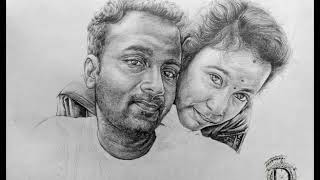 Pencil Drawing Done By Me...DRAVIDAN
