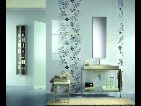 Плитка Каподимонте в интерьере ванной | 3D-визуализация | Керама .