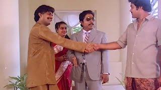 സ്വാഗതം, സ്വാഗതം...വന്നാട്ടെ....യാത്രയൊക്കെ സുഗമായിരുന്നോ? Mohanlal   Sreenivasan   Comedy Scene