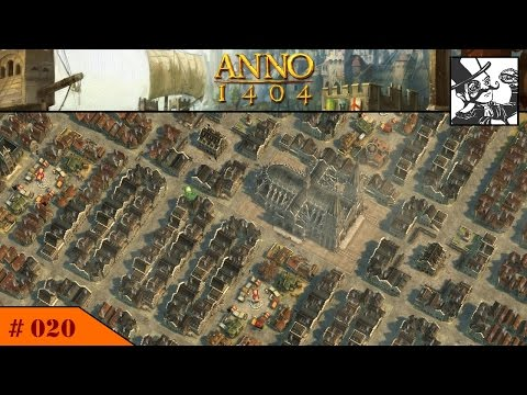 Anno 1404 - Venice: #020 Supplying the capital!