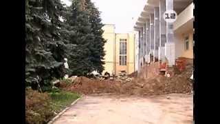 Реставрация библиотеки имени Чавайна в Йошкар-Оле