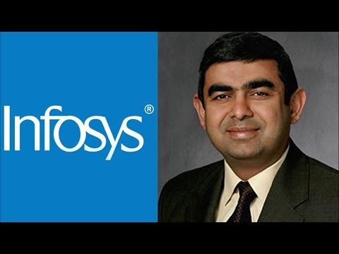 In Conversation With Infosys CEO - Vishal Sikka