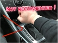 What happens if you put your transmission in PARK while driving 65 mph ? (NOT Recommended !)