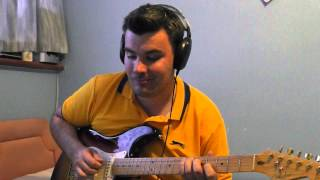 When Will You Say ( I love you) Billy Fury Guitar Instrumental Cover by Steve Reynolds