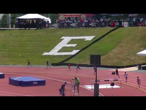 8yr Grant Reynolds 1:05.24s 400m Finals AAU Junior Olympics 2017