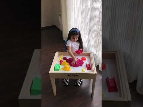 Art Light Activity Table Art & Play!  Hand Made With Love!