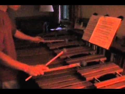 Nocturne for Marimba - Andrew Thomson