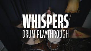 The Vintage Caravan - Whispers (Drum Playthrough)