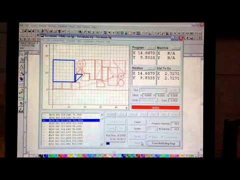 Torchmate CNC Automated plasma table