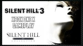 Silent Hill 3 | Xbox One X Gameplay [Silent Hill HD Collection]