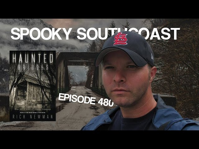 Ep480: Haunted Bridges Legends and Folklore
