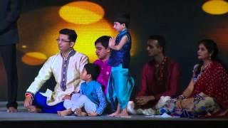 Modi  in Singapore 24 Nov 2015  Vasudhaiva Kutumbakam drama