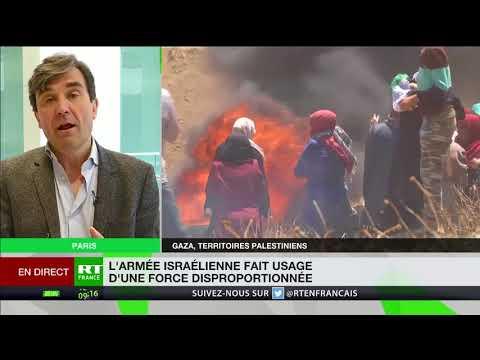 Georges Malbrunot : «Israël se sent en position de force grâce à l'appui apporté par Donald Trump»