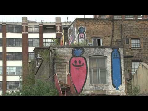 Street Art: A Natural History