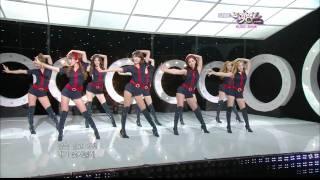 【HD Live】少女時代SNSD - 훗 (Hoot) (101029)