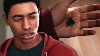 MILES MORALES GETS BITTEN AND TRANSFORMS INTO NEW SPIDER-MAN?? (MARVEL