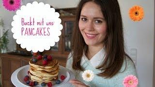 Backt mit uns: Pancakes | xoxoviva Thumbnail