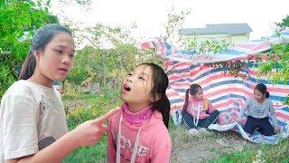 Cuộc Sống Của Cô Bé Vô Gia Cư   Trang Vlog