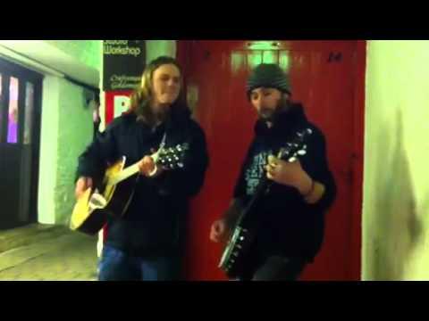 Slipknot - Psychosocial, (Acoustic/Folk Cover)