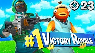 Fresh Gives Kids FREE Wins in Fortnite! | Ep. 7